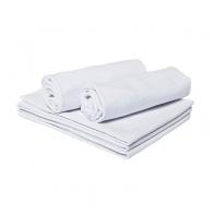 Pano Prato Branco Liso 40X70 cm Martins