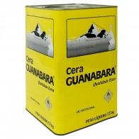 Cera Líquida Amarela 13kg Guanabara