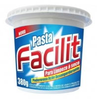 Pasta Facilit para limpeza a seco 350 GR