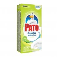 Pastilha Adesiva Citrus com 3 unidades Pato