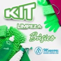 Kit Limpeza Básico