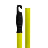 Cabo de Alumínio Amarelo 1,40m sem rosca Nobre