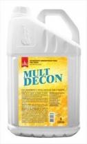 Mult decon SP detergente alcalino 5 L