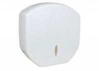 Porta Papel Higiênico Rolão 300/600m Branco Bell Plus