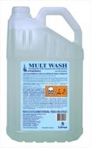 Mult wash detergente mão lav louça 5 L