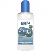 Álcool gel 70% 140ml Forta
