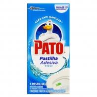 Pastilha Adesiva Fresh com 3 unidades Pato