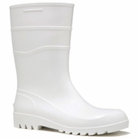 Bota PVC Branco Tamanho 37