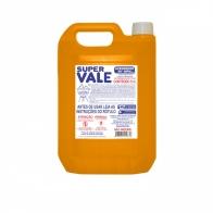 Álcool 80° Gel para Queima 5kg Super Vale
