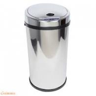 Lixeira automática em aço inox 12 L