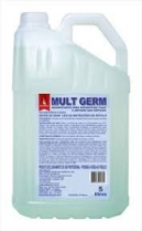 Mult Germ Germicida desinfetante 5 LT