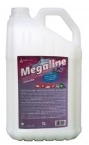 Desinfetante Concentrado Megaline de Lavanda 5L Multquímica