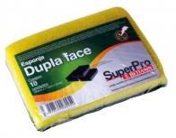 Esponja Dupla Face Unidade SuperPro