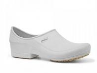 Sapato Antiderrapante Flip Branco Número 35