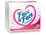 Guardanapo 30x32,5cm com 50 Folhas Face a Face