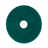 Disco Limpador para Encerar Verde 350mm