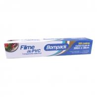 Plástico Filme PVC 38X300cm Bompack