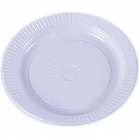 Pratos plástico minilast N18 C/10