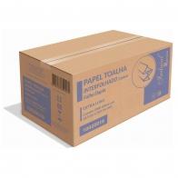 Papel Toalha Interfolha Renova Folha Dupla 22X20cm 100% celulose 2000 Folhas Indaial Papéis