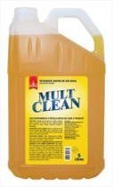Detergente Concentrado Mult Clean 5L Multquímica