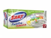 Pastilha Adesiva Citrus com 3 unidades Sany Mix