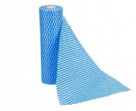 Pano Perfex Azul Rolo 30X25 m (50 Panos)