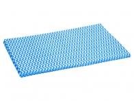 Pano Perfex Azul 34X50 cm Pacote com 5 Unidades